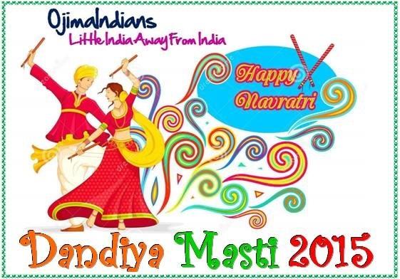 Dandiya Masti 2015